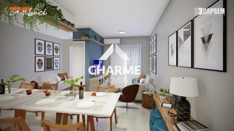 Apartamento na Planta para Venda em Rio Claro / SP no bairro Parque Universitário